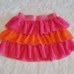 Other - Orange/pink skirt